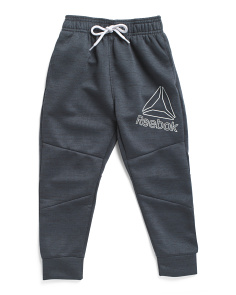 Little Boys Fit Tech Joggers