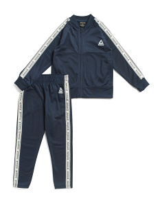 Little Boys 2pc Track Suit Set