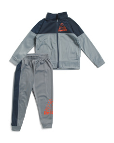 Little Boys 2pc Game Day Set