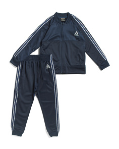 Little Boys 2pc Warm Up Track Suit Set