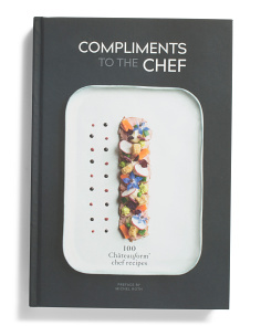 Compliments To The Chef Cookbook