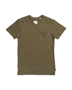 Big Boys Pocket Short Sleeve Tee