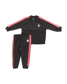 Infant Boys 2pc Warm Up Tracksuit Set