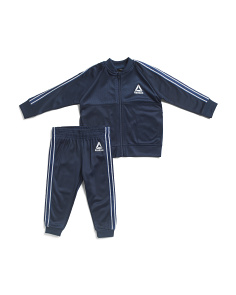 Infant Boys 2pc Warm Up Track Suit Set