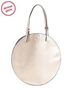 Clover Large Circle Tote
