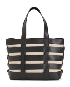 Eden Cut Out Tote