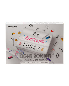 D.i.y. Light Box Kit