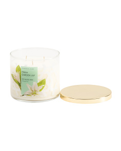 Made In Usa 14.5oz Fresh Garden Lily Candle