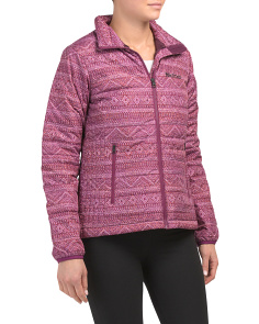 Packable East Peak Jacket