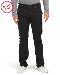 Ricky Flap Pocket Denim Pants