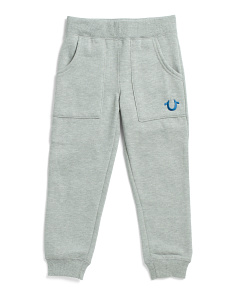 Little Boys Core Sweatpants