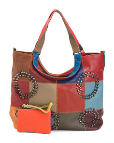 Leather Donovan Tote