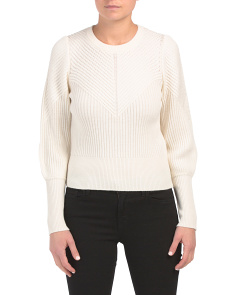 Ronita Wool Blend Sweater