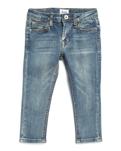 Little Boys Jude 5 Pocket Jeans