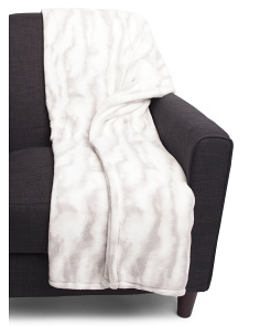 Taiga Marble Loft Throw