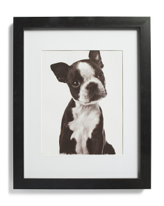 11x14 Matted Burnes Basic Frame