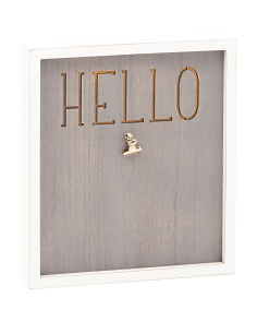 64 Light Up Clip Hello Frame