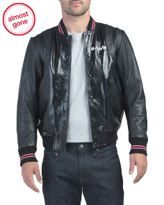 Leather Billy Jacket