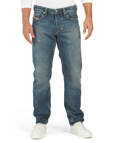 Made In Italy Larkee Beex Straight Jeans
