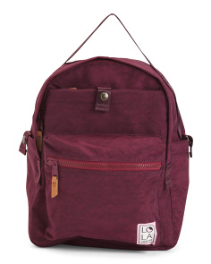 Mondo Escapist Large Nylon Backpack