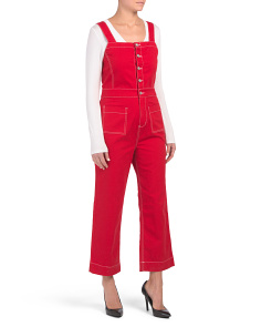 Lexi Button Front Jumpsuit