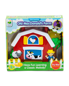Early Learning Old Macdonalds Farm Toy