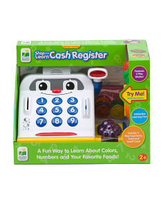 Shop And Learn Cash Register