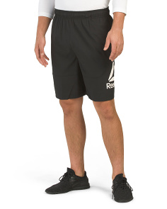 Interval Training Woven Shorts