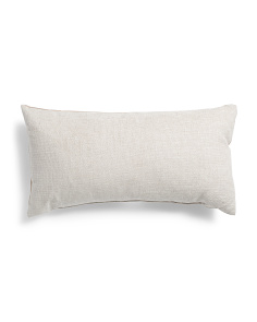 Made In Usa 14x26 Velvet Front Pillow