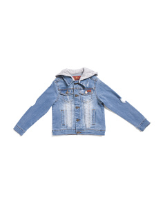 Little Boys Denim Jacket