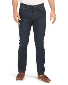 Sabago Slim Straight Denim Jeans