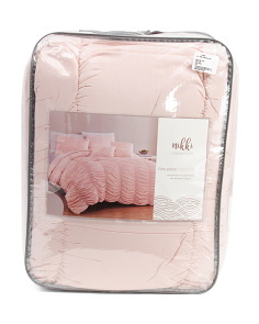 5pc Nikki Comforter Set