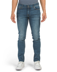 Paxtyn Squiggle Skinny Jeans