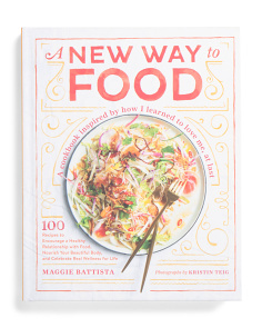 New Way To Food Cookbook