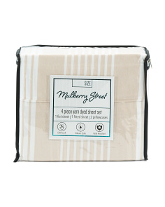 Mulberry Street Sheet Set