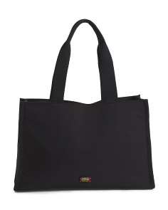 Kate Nylon Long Handle Shopper Tote