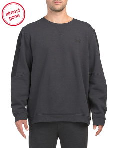 Microthread Fleece Sweatshirt