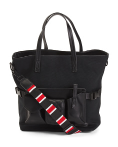 Tote With Remove Belt Bag