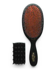 Popular Mixed Bristle Hair Brush