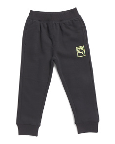 Little Boys Heritage Fleece Joggers