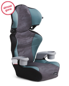 Big Kid Sport High Back Booster Seat