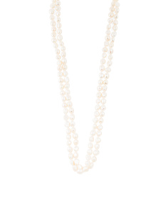 Pearl Endless Necklace