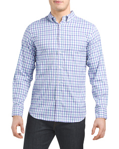 Performance Quick Dry Super Soft Check Shirt