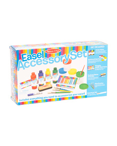 29pc Easel Accessory Set