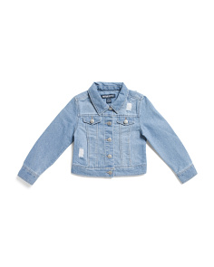 Big Girls Denim Jacket