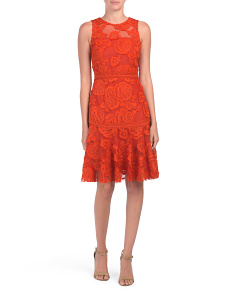 Adia Lace Dress
