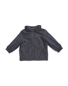 Toddler Boys Zip Up Jacket