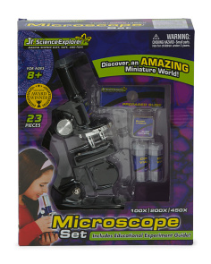 Jr Science Explorer Microscope Set