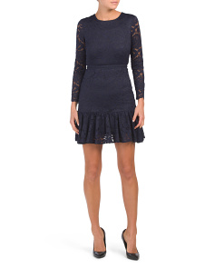 Australian Designer Rubi Lace Dress