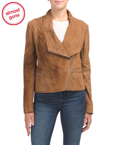 Thora Suede Jacket
